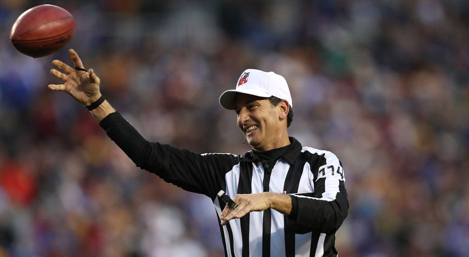 Gene Steratore  - Bildquelle: 2017 Getty Images