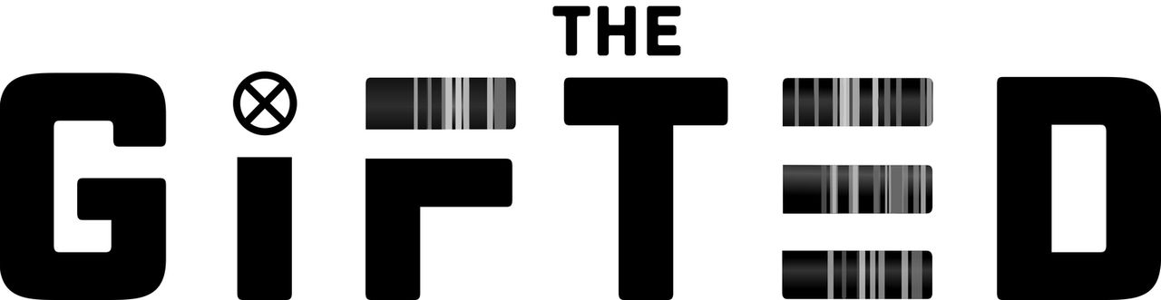 The Gifted - Logo - Bildquelle: 2017 Fox and its related entities.  All rights reserved.  MARVEL TM &   2017 MARVEL