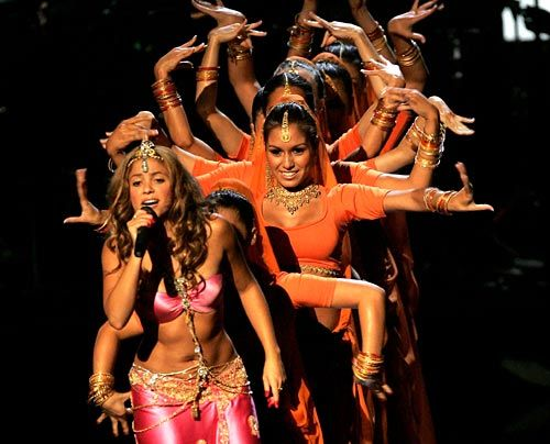 Galerie Shakira | Frühstücksfernsehen | Ratgeber & Magazine - Bildquelle: getty - AFP