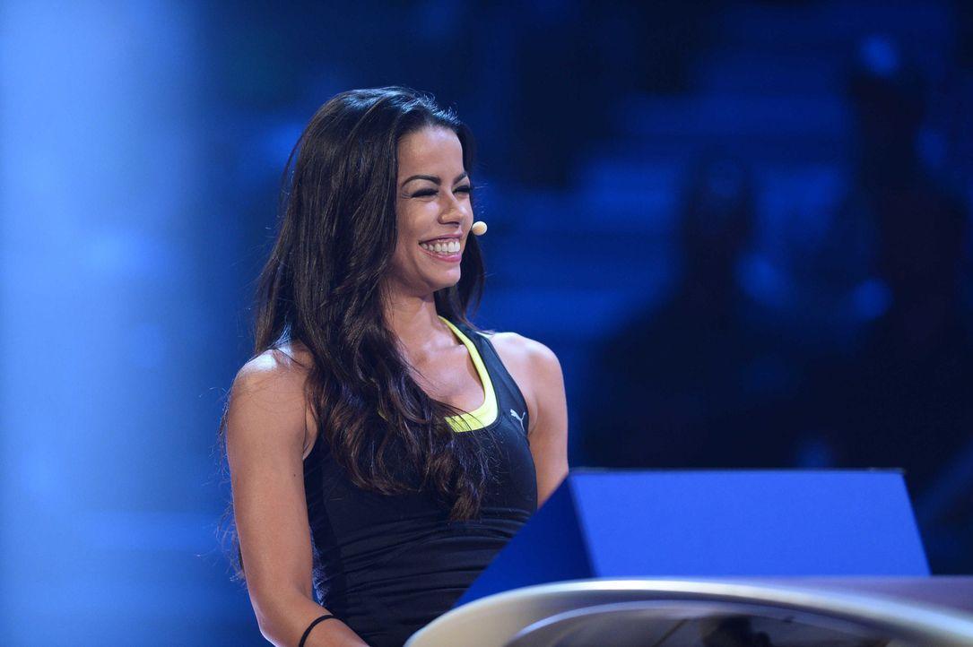 Fernanda Brandao (Bild) gibt alles, schließlich will sie sich gegen Sophia Thomalla nicht geschlagen geben ... - Bildquelle: Willi Weber ProSieben