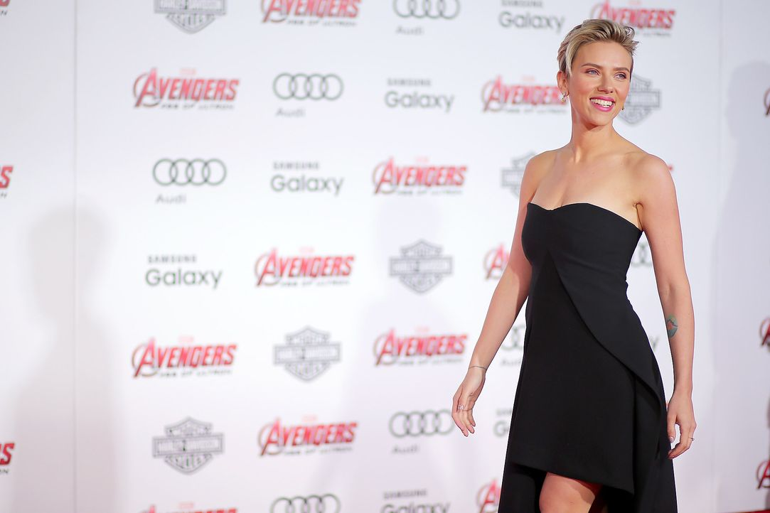 Scarlett-Johansson-150413-getty-AFP - Bildquelle: getty-AFP