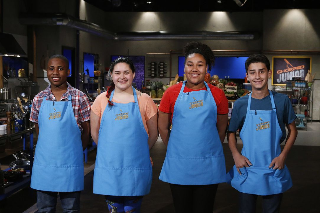 Eine neue Runde talentierter junger Meisterköche stürmt die Küche. Im Appeti... - Bildquelle: Jason DeCrow 2016, Television Food Network, G.P. All Rights Reserved/Jason DeCrow