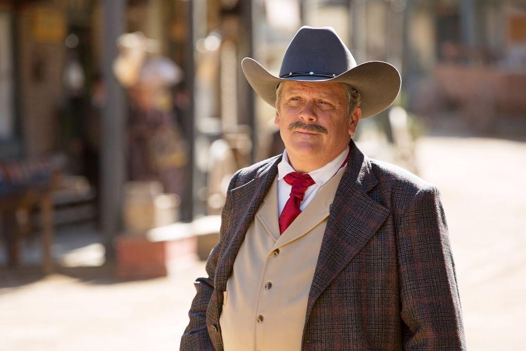Hat James Grady (Keith Szarabajka) etwas mit den aktuellen Fall, an dem Castle und Beckett ermitteln, zu tun? - Bildquelle: ABC Studios