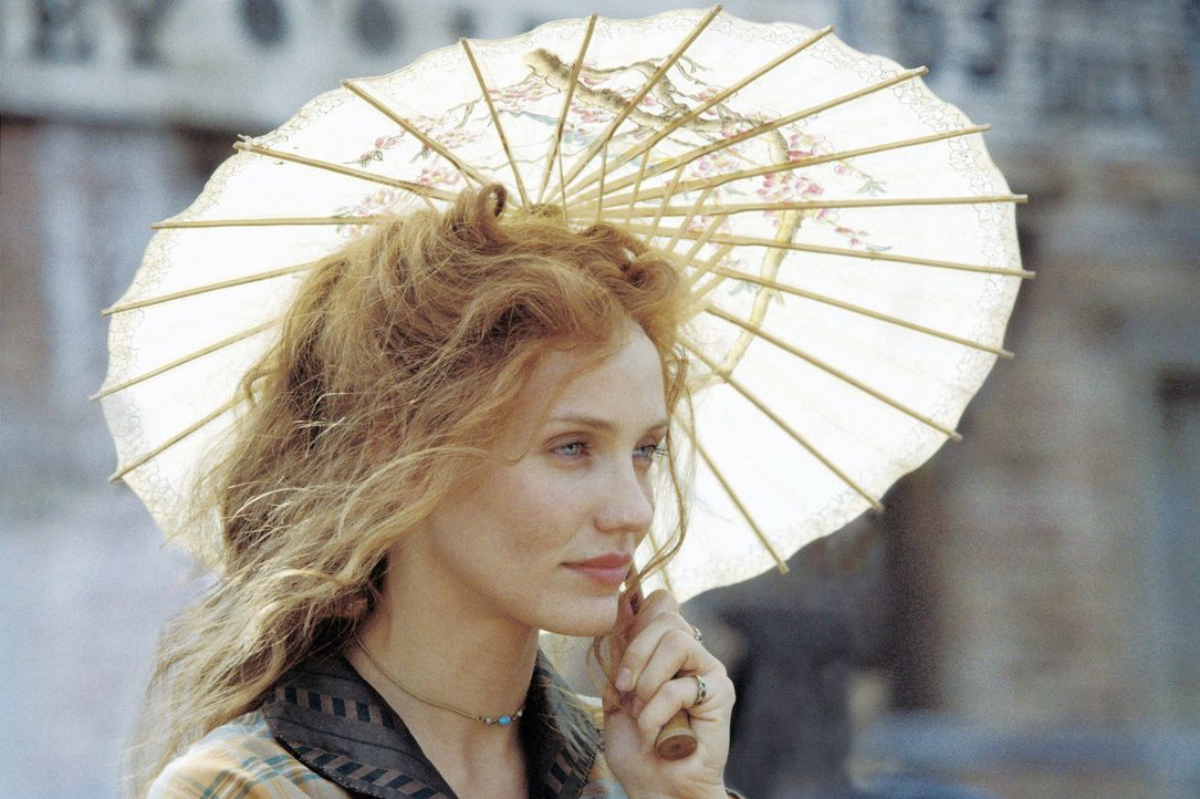 Die charmante und überaus attraktive Taschendiebin Jenny Everdeane (Cameron Diaz) lässt Männerherzen höher schlagen ... - Bildquelle: Miramax Films