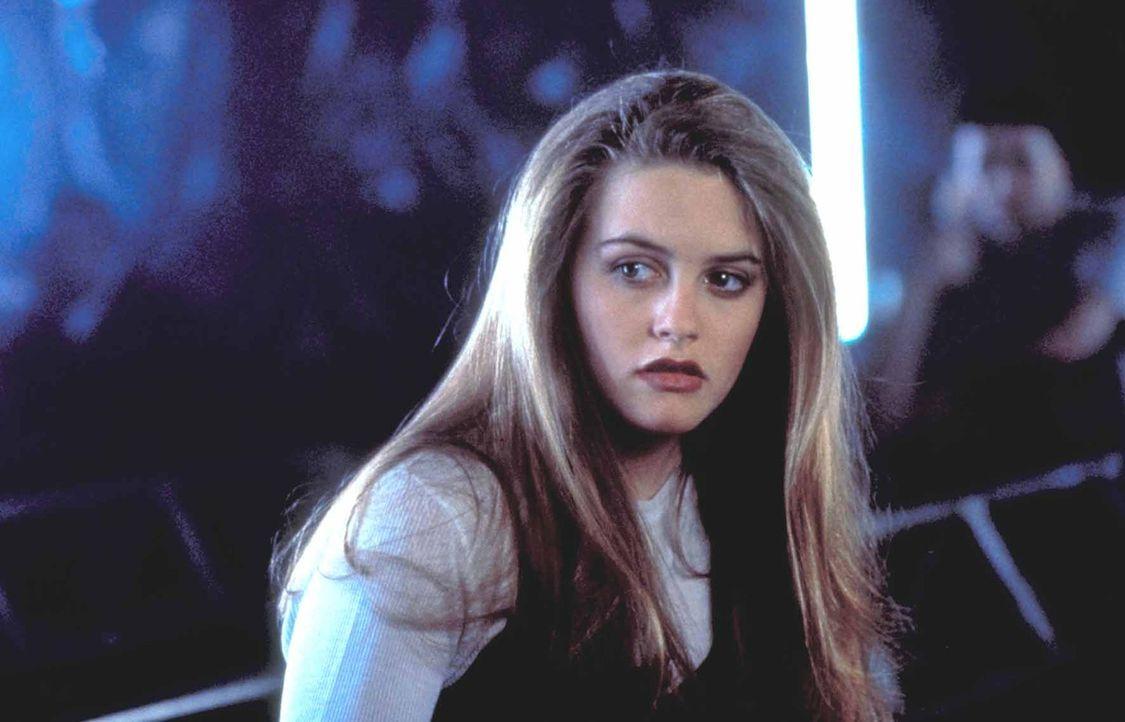 Regina (Alicia Silverstone) befindet sich mitten im Visier eines Killers ... - Bildquelle: TriStar Pictures