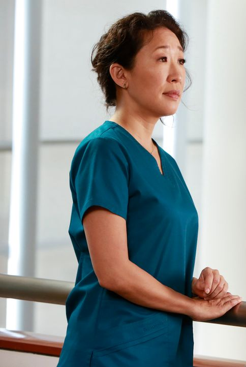Während Cristina (Sandra Oh) durch eine unerwartete Begegnung ihre Zukunft überdenkt, arbeiten Derek und Amelia bei einer schwierigen Operation zusa... - Bildquelle: ABC Studios