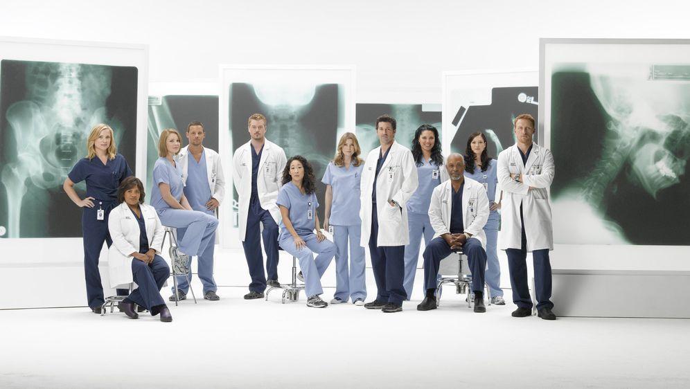 Grey\'s Anatomy - Die jungen Ärzte