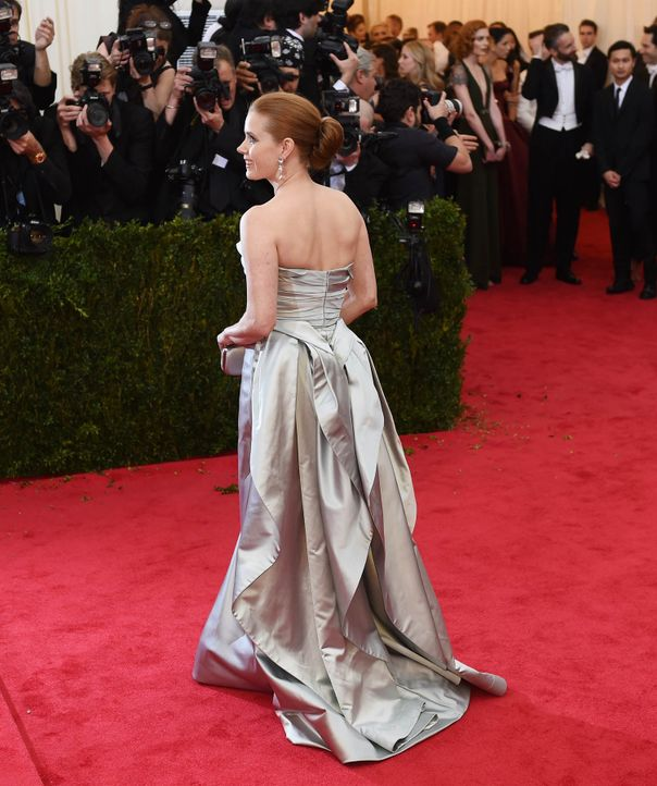 Costume-Institute-Benefit-Amy-Adams-14-05-05-AFP - Bildquelle: AFP