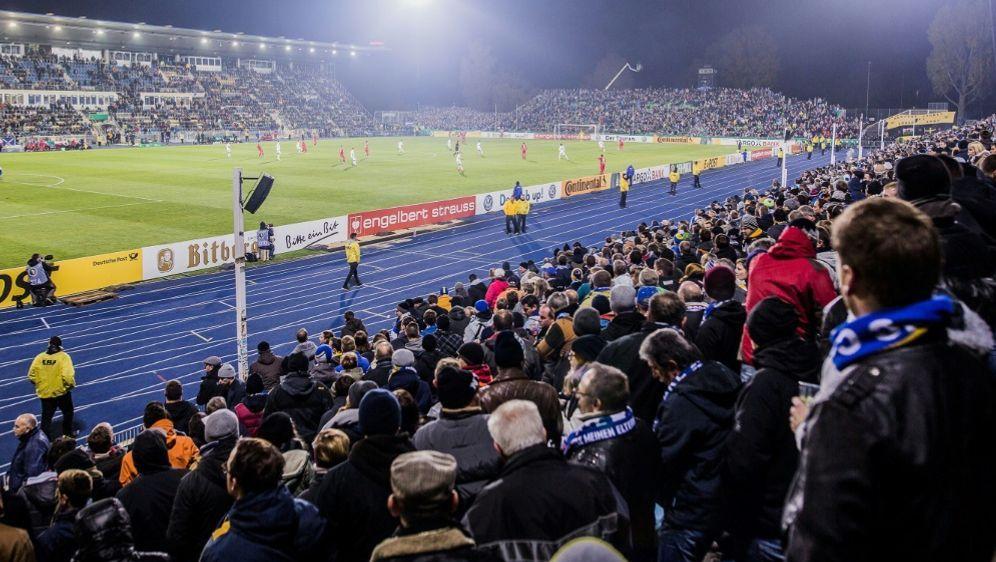 Im Kellerduell holt der SV Meppen drei Punkte in Jena - Bildquelle: PIXATHLONPIXATHLONSID