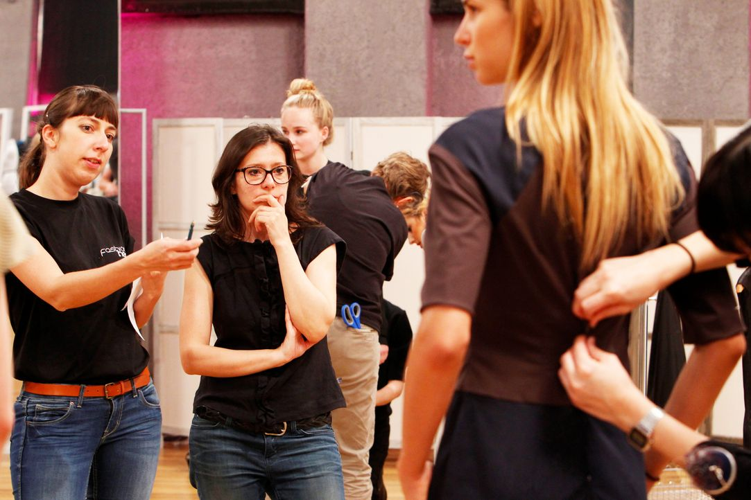 Fashion-Hero-Epi01-Atelier-66-ProSieben-Richard-Huebner - Bildquelle: ProSieben / Richard Huebner
