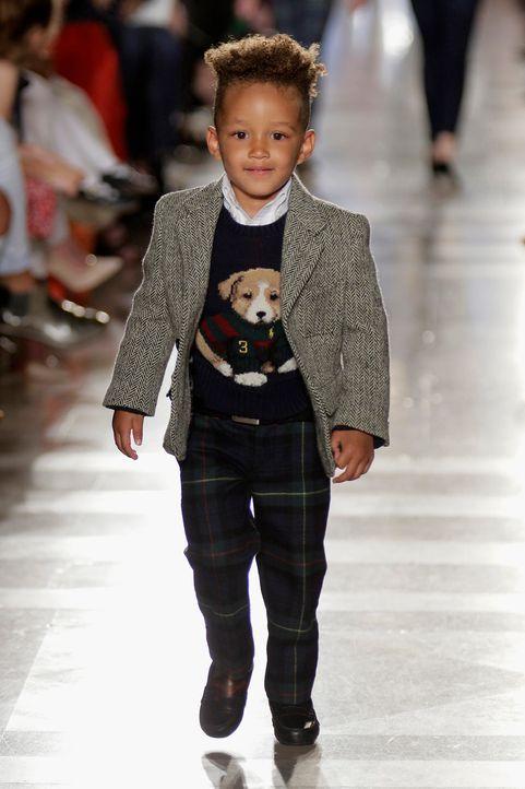 Egypt Dean - Bildquelle: Randy Brooke / Getty Images for Ralph Lauren / AFP
