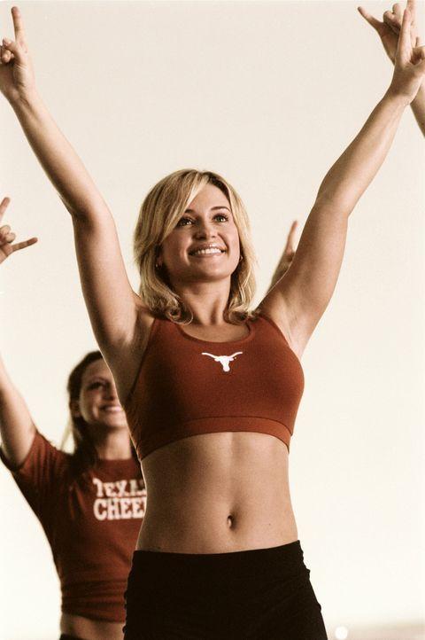 Noch ahnt Evie (Monica Keena) nicht, dass ihr jemand ans Leder will ... - Bildquelle: Sony Pictures Entertainment