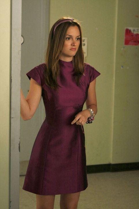 Blair (Leighton Meester) ist schockiert, dass Georgina es geschafft hat ihre Party zu sabotieren ... - Bildquelle: Warner Brothers