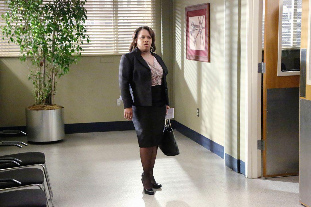 Dr. Miranda Bailey (Chandra Wilson) wird beschuldigt, eine Infektionskrankheit ins Krankenhaus gebracht zu haben. Sie wird auf Krankheitserreger get... - Bildquelle: ABC Studios