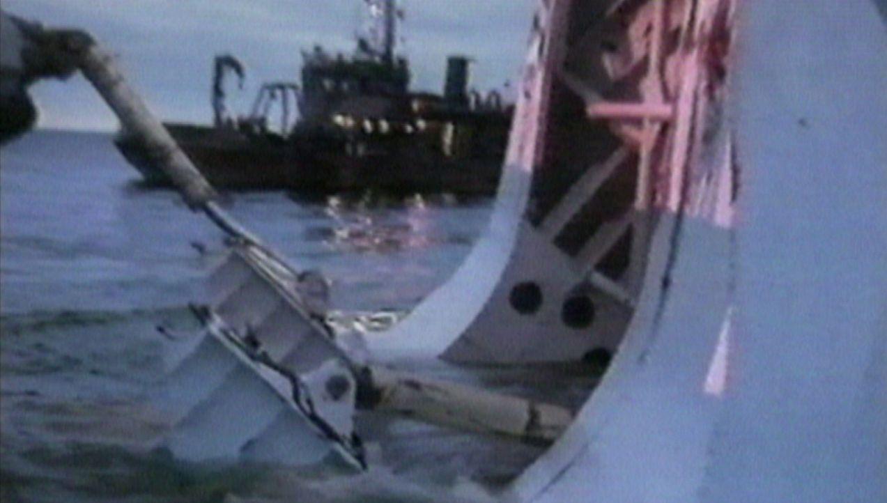 Die größten Tragödien: der Untergang der Estonia ... - Bildquelle: kabel eins
