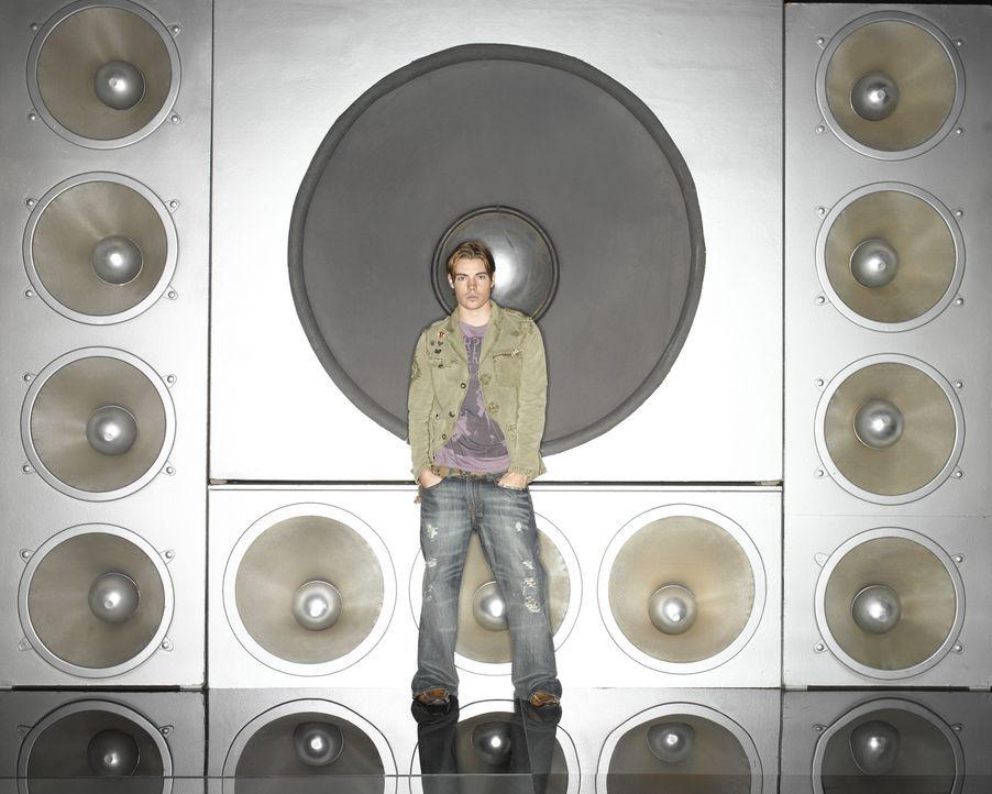 (3. Staffel) - Austin Britt (Josh Henderson) sorgt bei den Mädchen in der Wisteria Lane für Unruhe ... - Bildquelle: 2005 Touchstone Television  All Rights Reserved