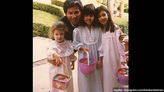 kimkardashian-ostern-2015-2-instagram - Bildquelle: instagram.com/kimkardashian