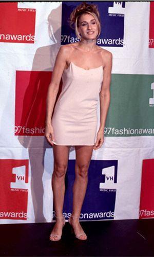 Sarah Jessica Parker früher - Bildquelle: Wenn