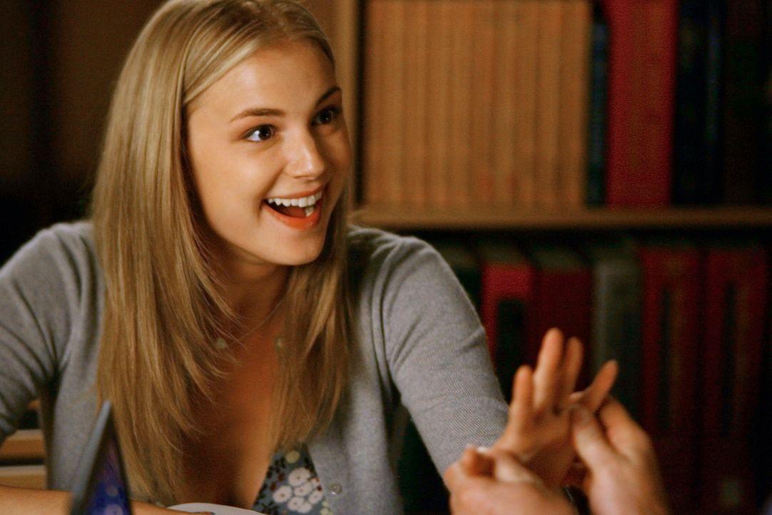 Justin hat eine ganz besondere Überraschung für Rebecca (Emily VanCamp) parat ... - Bildquelle: 2009 American Broadcasting Companies, Inc. All rights reserved. NO ARCHIVING. NO RESALE.