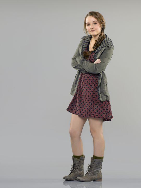(3. Staffel) - Manchmal stur, manchmal bockig. Die jüngste der drei Baxter Schwestern, Eve (Kaitlyn Dever), bereitet ihren Eltern immer wieder Kopfz... - Bildquelle: 2011 Twentieth Century Fox Film Corporation