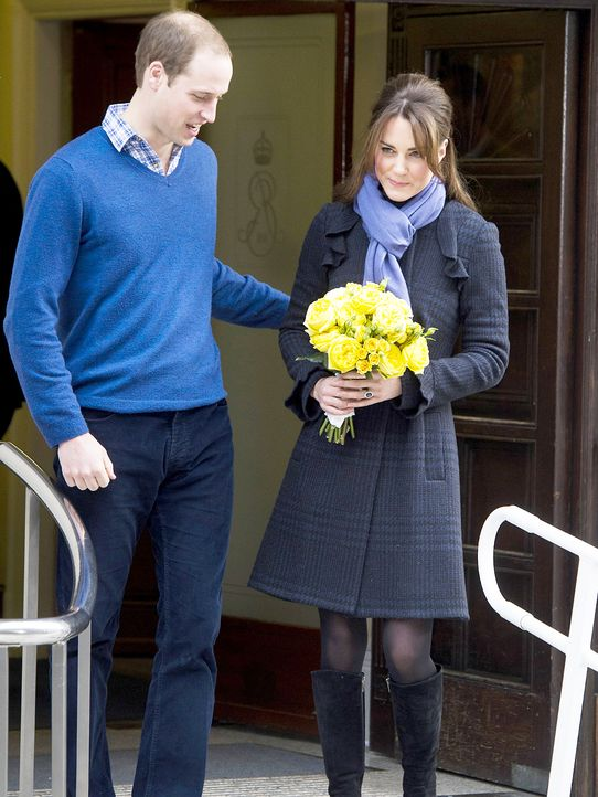 Prince-William-Kate-Middleton-12-12-06-WENN - Bildquelle: WENN.com