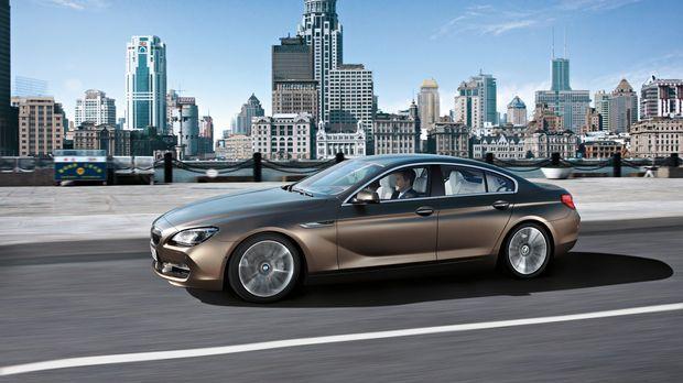 Fahrbericht BMW 6er Gran Coupé © kabel eins