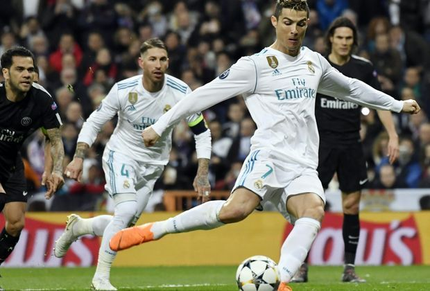 Cristiano Ronaldo sorgt für Gesprächsstoff