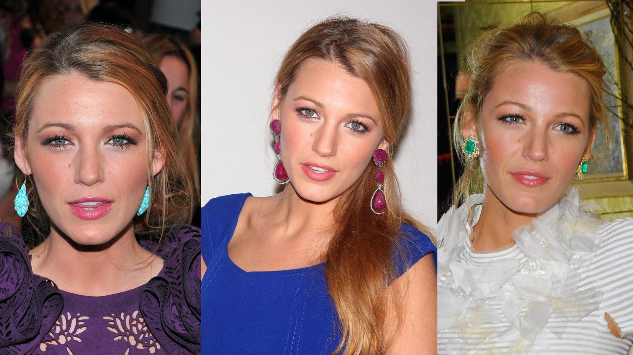 Wenig Make up - Bildquelle: Mike Coppola, Michael Loccisano, Andrew H. Walker/AFP