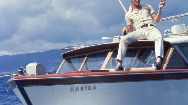 Hat sein Herz an das Meer verloren: Fischerjunge Ross Carpenter (Elvis Presle...