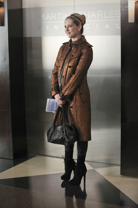Bridget (Sarah Michelle Gellar) will nicht glauben, dass Andrew in schmutzige Geschäfte verwickelt ist. Sie ist fest davon überzeugt, dass Olivia... - Bildquelle: 2011 THE CW NETWORK, LLC. ALL RIGHTS RESERVED