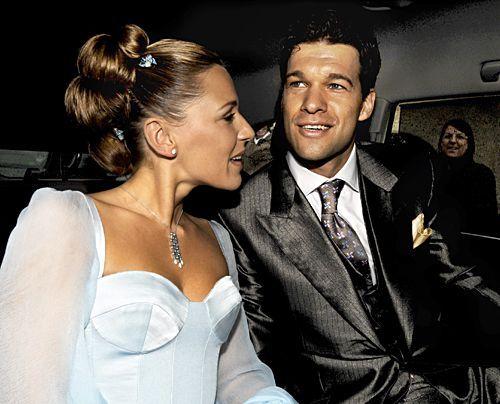 Bildergalerie Hochzeit Michael Ballack | Frühstücksfernsehen | Ratgeber & Magazine - Bildquelle: dpa