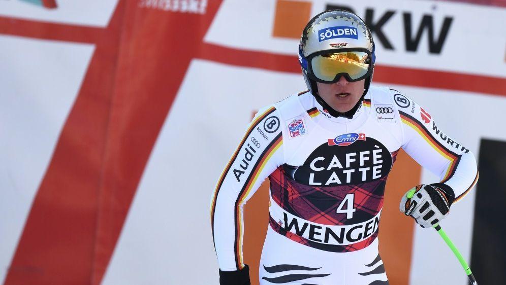 Thomas Dreßen schloss das Rennen als Fünfter ab - Bildquelle: AFPSIDPHILIPPE DESMAZES