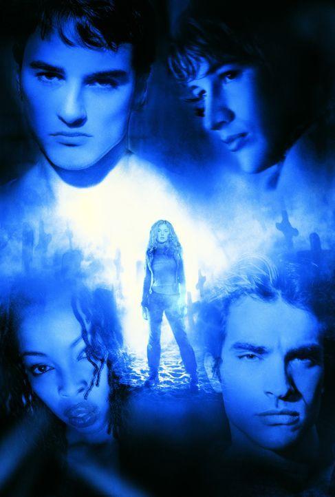 Forsaken - Die Nacht ist gierig - Artwork - Bildquelle: 2003 Sony Pictures Television International. All Rights Reserved.