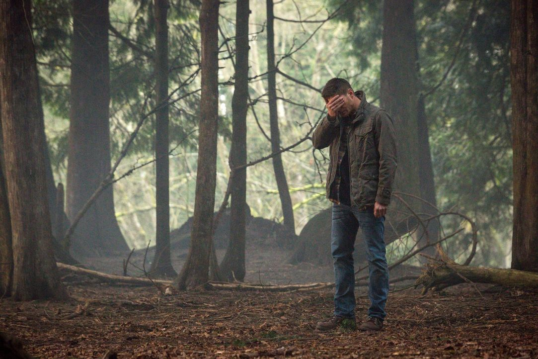 Die Mächte, die Sam aus einer gefährlichen, alten Box befreit, bringen Dean (Jensen Ackles) zurück an seine dunkelsten Stunden. Doch ist wirklich wi... - Bildquelle: 2016 Warner Brothers