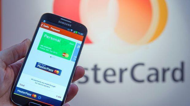 Mastercard App-Bezahlsystem_dpa