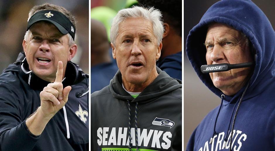 Top 10: Diese NFL-Coaches verdienen am meisten - Bildquelle: getty images