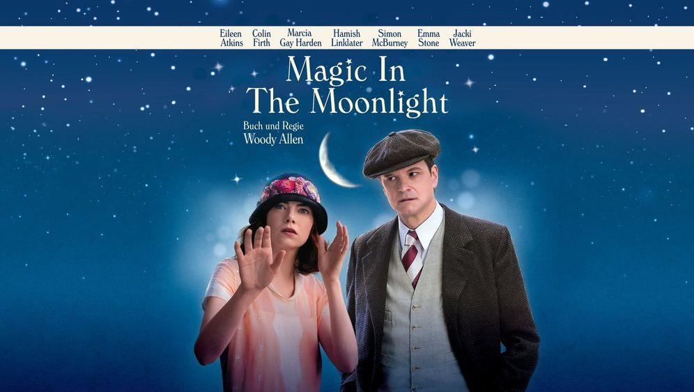 Magic in the Moonlight - Bildquelle: Warner Bros.