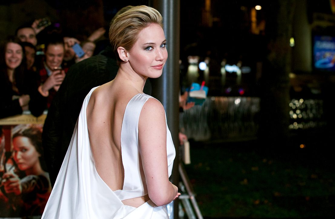 Jennifer-Lawrence-Tribute2-Premiere-London-131111-3-AFP - Bildquelle: AFP