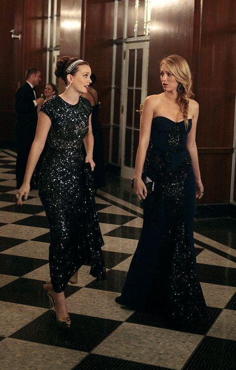 Blair und Serena - Bildquelle: Warner Bros. Television