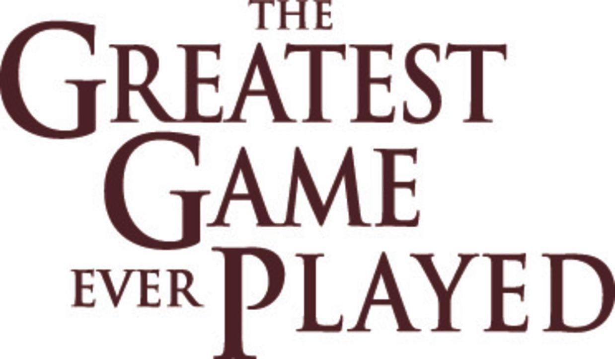 Das größte Spiel seines Lebens - Logo - Bildquelle: Walt Disney Pictures
