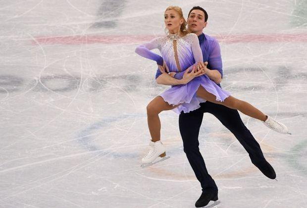 In der Paarkür holen Savchenko/Massot die achte Goldene