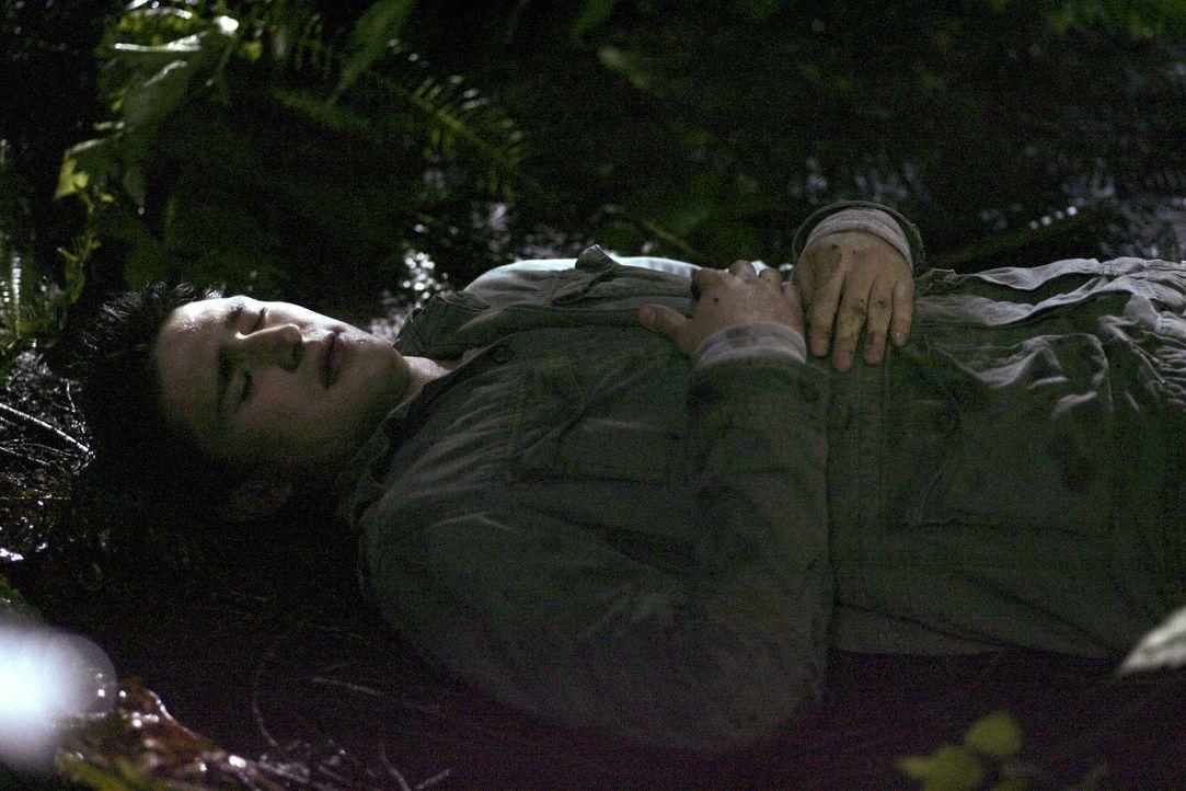 Zuhause bei den Tragers hinterlässt Kyle (Matt Dallas) eine Botschaft für Declan, doch ist es bereits zu spät? - Bildquelle: TOUCHSTONE TELEVISION