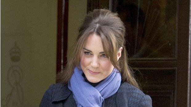 Kate Middleton Als Style Vorbild Pony Ist Wieder Trend Prosieben