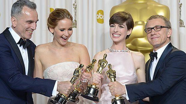 Oscar Verleihung 2013: Die Gewinner und Highlights