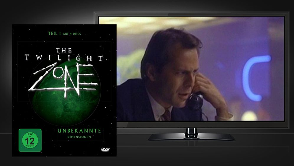 The Twilight Zone - Unbekannte Dimensionen - Teil 1 (Blu-ray Disc) - Bildquelle: Koch Media