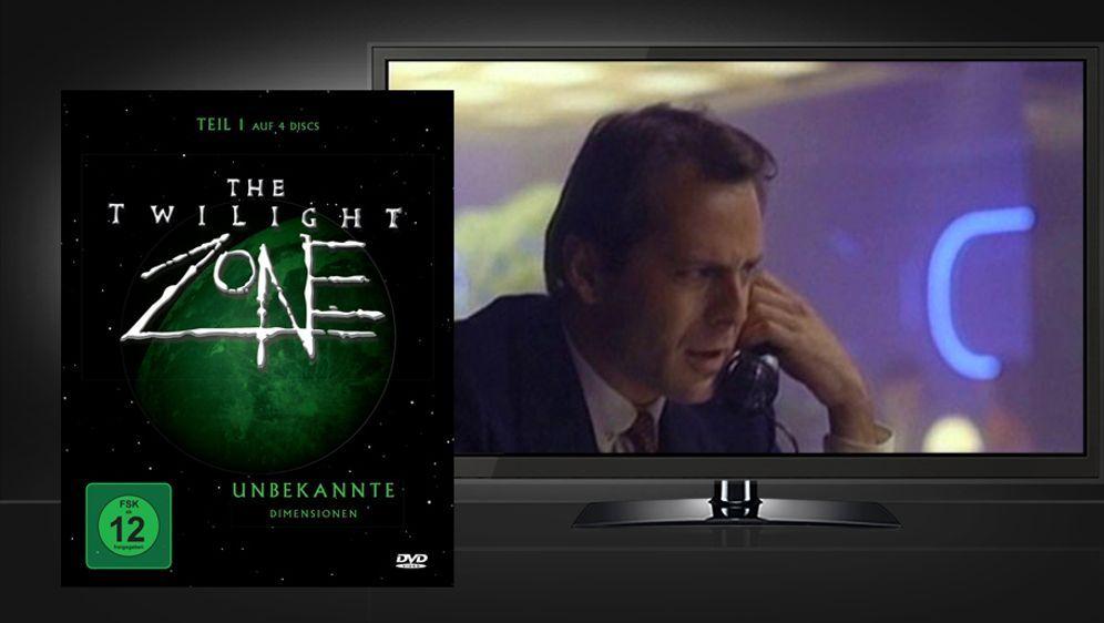 The Twilight Zone - Unbekannte Dimensionen - Teil 1 (Blu-ray Disc)