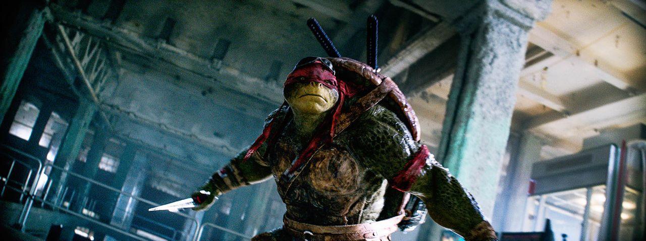 teenage-mutant-ninja-turtles-43-Paramount-Pictures - Bildquelle: Paramount Pictures