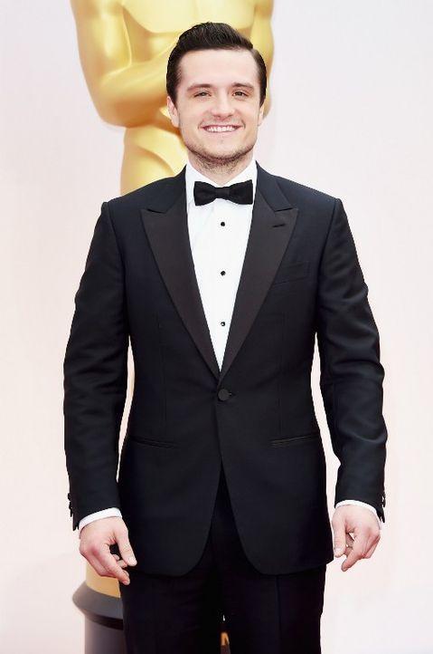 Oscars 2015: Josh Hutcherson - Bildquelle: AFP