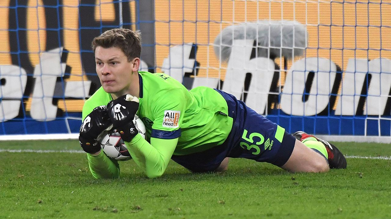 Alexander Nübel (FC Schalke 04) - Bildquelle: imago/Team 2