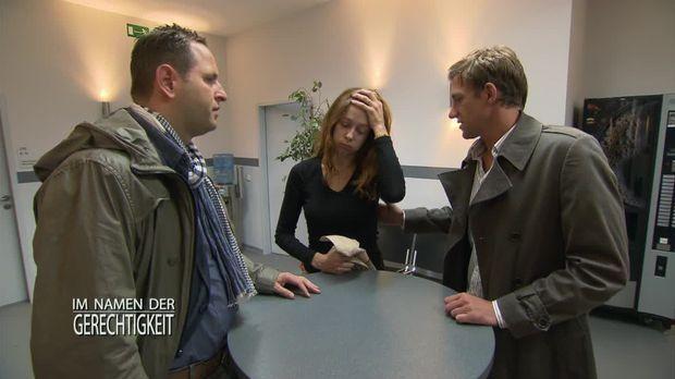 Im Namen Der Gerechtigkeit - Im Namen Der Gerechtigkeit - Staffel 1 Episode 27: Abgetaucht